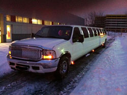 Лимузин Ford Excursion фото №1