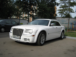 Chrysler 300C  фото №1